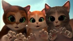 Nội dung của phim Mèo Đi Hia: Ba Tiểu Quỷ