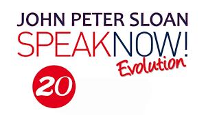 John Peter Sloan in Speak Now! Evolution 20/20 - YouTube