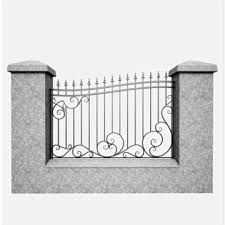 Whf14102 China Decorative Wrought Iron Fence Wrought Iron Fence Design Manufacturer Supplier Fob Price Is Usd 75 0 90 0 Square Meter