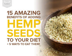 hemp seeds benefits how to eat them