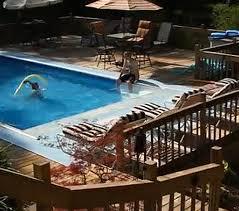 Pool Decks Fences Kayak Pools Midwest