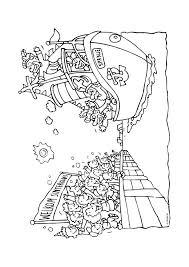 Sinterklaasintocht Stoomboot Sinterklaas Kleurplaten