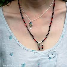 carnelian necklace red jasper necklace