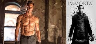 Aaron Eckhart Interviewed About I, Frankenstein - Cinelinx ...