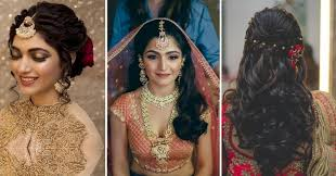 awesome indian bridal hairstyles