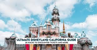 ultimate disneyland california guide