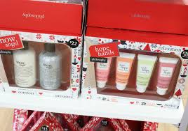 macy s beauty gift sets on right