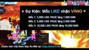 Bleach Origin - MangaPlay - ? SỰ KIỆN: MỐC LIKE NHẬN 100,000 KNB ...