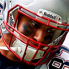 Rob Gronkowski Gronk Spike Poster Photo Painting Artwork On Canvas Wall Art