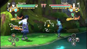 Naruto Storm 3: Taijutsu Master, Team Ultimate Jutsu Finisher ...