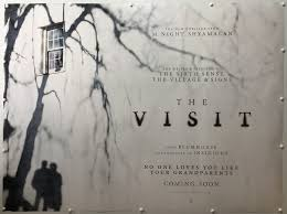 The Visit | 2015 | Advance | UK Quad » The Poster Collector