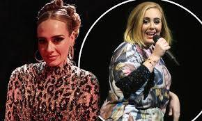 Adele's '1000-calorie-a-day weight loss diet isn't sustainable'   Daily  Mail Online