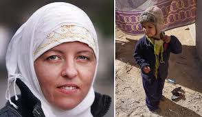 Family Say ISIS bride Lisa Smith And Daughter 'Abandoned By The State'