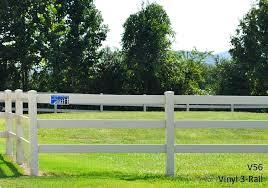 Vinyl Split Rail Fence A 3 Cost Farm Ranch Style Fences Muconnect Co