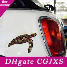 2020 14 10 5cm Turtle Indigenous Sticker Art Vinyl Car Boat Australian Accessories Decorative Decal From Hafoul 7 11 Dhgate Com
