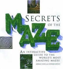 Secrets of the Maze : Adrian Fisher : 9780500018118