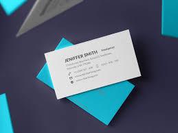 business card mockup templates 2020