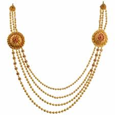 indian gold jewellery necklace sets png