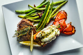 Surf and Turf Dinner: Cooking Lobster ...