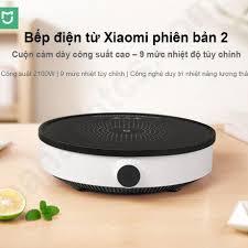 Mua ✅ Bếp Điện Từ Thông Minh Xiaomi Mijia Gen 2 DCL002CM Youth Lite ( Xiaomi  Induction Cooker ) Hàng Fullbox giá chỉ 880.000₫