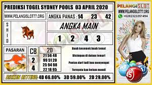 Pelangi Slot - PREDIKSI TOGEL SYDNEY POOLS 03 APRIL 2020... | Facebook