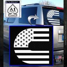 Cummins American Flag Decal Sticker A1 Decals