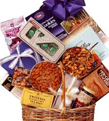 diabetic gourmet gift basket small