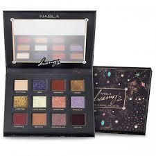 dreamy 2 palette nabla cosmetics