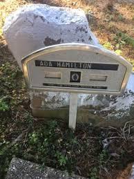 Ada Hamilton - Find A Grave Memorial