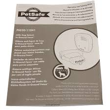 Petsafe Little Dog Deluxe In Ground Fence Pig20 11041 219 95 Save 80 04 Free Shipping Us48
