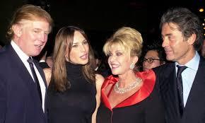 "Melania Trump Hits Back at ""Attention-Seeking"" Ivana Trump | Vanity Fair"