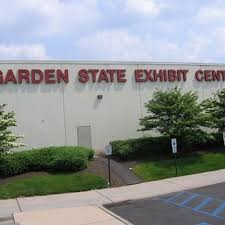 garden state convention center venues