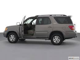 2003 toyota sequoia read owner and
