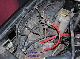 renix xj starter solenoid wiring