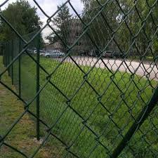 Iron Green Pvc Coated Fence Wire For Commercial Rs 18 Square Feet Id 19050043588