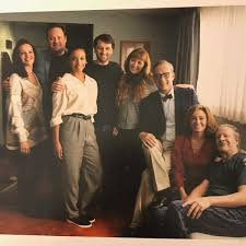 """Wendy Makkena on Twitter: """"Have you seen #ABeautifulDayMovie yet? Please  catch it in theaters this holiday season! This is the starring cast, with  the brilliant Marielle Heller in the middle. @ABeautifulDay…  https://t.co/esoykM1Npl"""""""