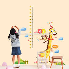 Children Height Measure Wall Sticker Growth Chart Buy Children Height Measure Growth Chart Kids Measurement Chart Kids Height Growth Chart Wall Sticker Product On Alibaba Com