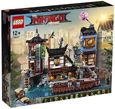 LEGO Ninjago City Docks 70657 images appearing online and in shops