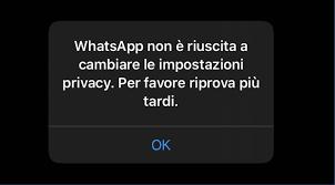 Problemi WhatsApp con l'ultimo accesso il 19 giugno, impostazioni ...