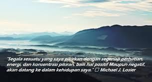 quotes michael j losier tentang hukum daya tarik com