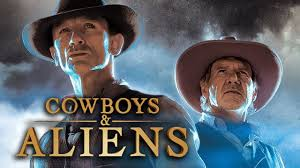 Cowboys And Aliens -- Film Review #JPMN - YouTube