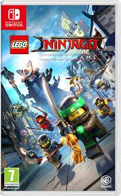 LEGO Ninjago Movie Game: Videogame (Nintendo Switch): Amazon.co.uk ...