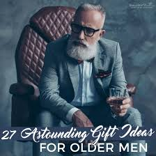 27 astounding gifts for older men