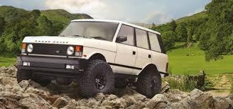 Carisma 1981 4-Door Range Rover Classic SCA-1E RTR [VIDEO] - RC ...