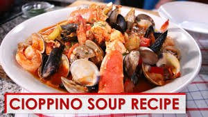 Cioppino Recipe - YouTube