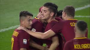 Il gol di Strootman - Roma - SPAL 3-1 - Giornata 15 - Serie A TIM 2017/18 -  YouTube