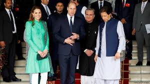 Prince William, Kate visiting Pakistan to boost ties | Asia| An in-depth  look at news from across the continent | DW | 14.10.2019