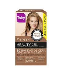 hair removal wax beauty oil taky