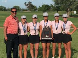 Hilldale Public Schools - 2018 Hilldale Girls' Golf State Runner-Up