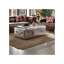 brancaster aluminium coffee table